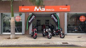 Motogo Canarias exterior