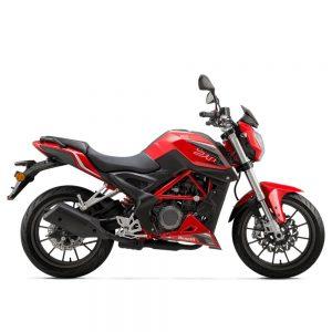 Benelli BN 251 rojo