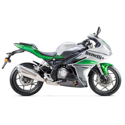 Benelli BN 302 R verde