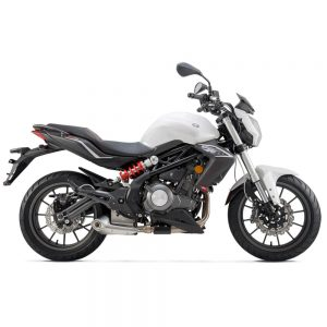 Benelli BN 302 negro blanco