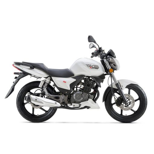 Keeway RKS 125 E4 blanca