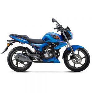 Keeway RKS 125 SPORT E4 azul