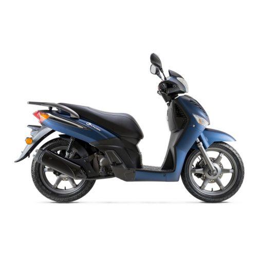 Keeway Logik 125 E4 blue