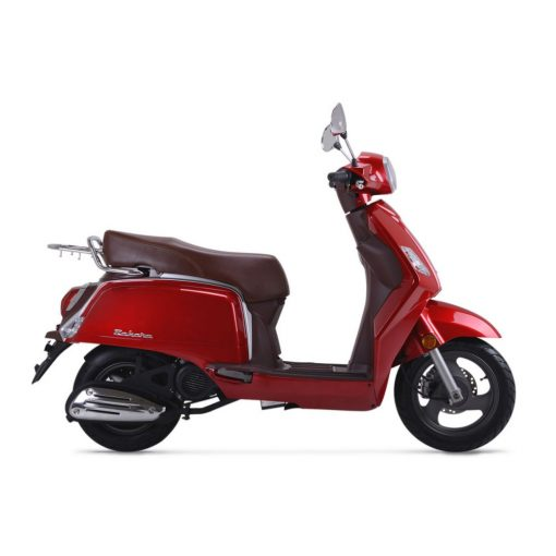 Keeway Zahara 125 E4 red