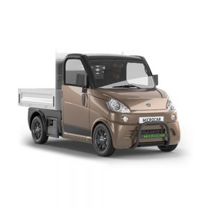 Microcar Flex Highland X bronze