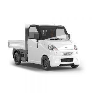 Microcar Flex Initial blanc