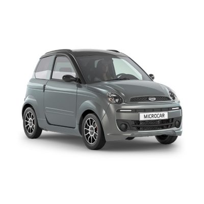Microcar MGO 4 Dynamic Plus Progress graphite