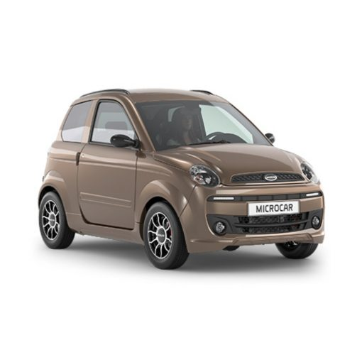 Microcar MGO Premium bronze